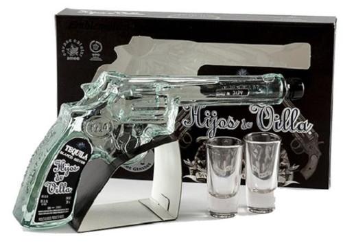 Hijos de Villa Revolver Tequila Blanco 200mL