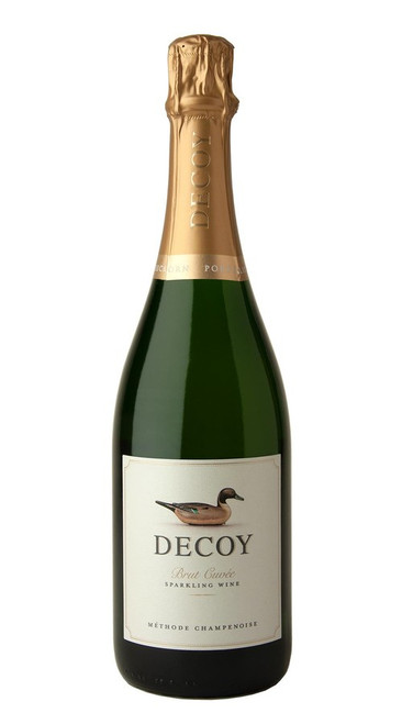 Decoy Brut Cuvée California Sparkling Wine 750mL