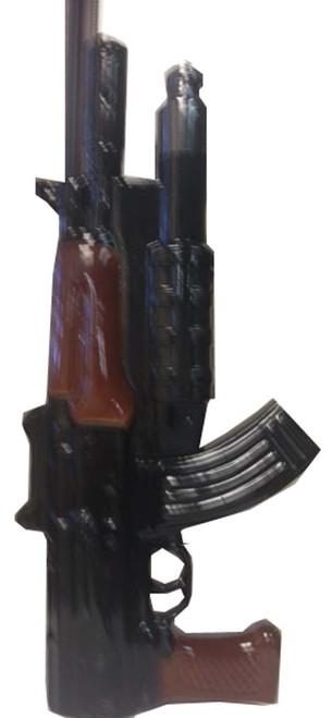 AK-47 KALASHNIKOV Grenade Launcher Whiskey 200mL