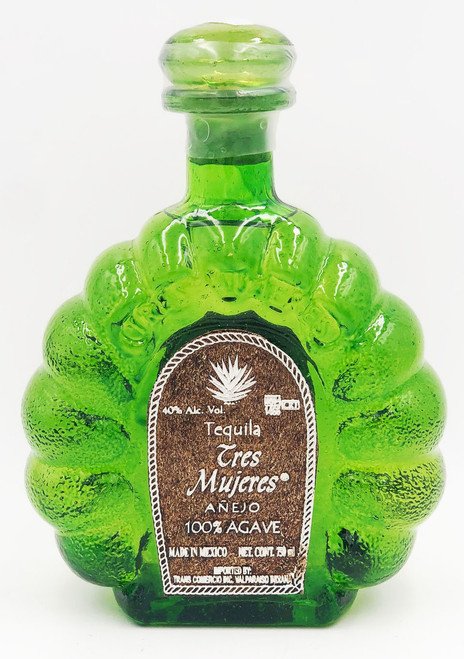Tres Mujeres Tequila Añejo 750mL