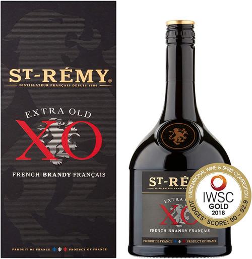St-Rémy XO Extra Old French Brandy 1L