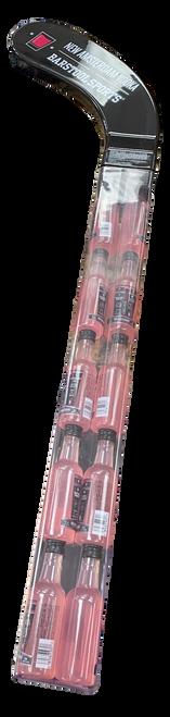 New Amsterdam Pink Whitney Pink Lemonade Flavored Vodka 50mL Hockey Stick Gift Pack