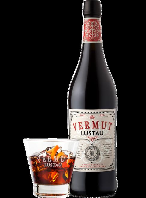 Lustau Vermut Rojo Red Vermouth 750mL