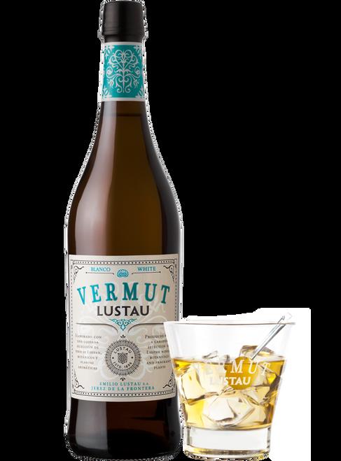 Lustau Vermut Blanco White Vermouth 750mL