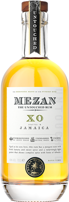 Mezan XO Jamaica The Untouchable Rum 750mL