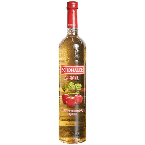 Schӧnauer Apfel Finest Imported Apple Liqueur 750mL