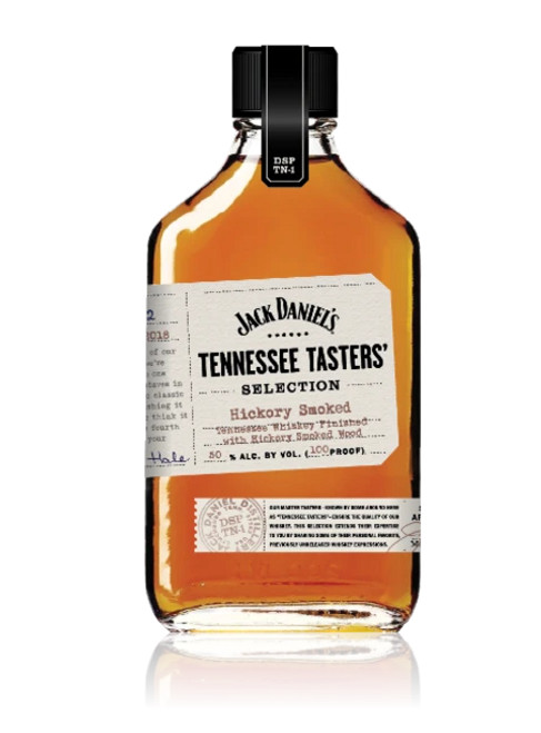 Jack Daniel's Tennessee Tasters' Selection Hickory Smoked Tennessee Whiskey Finished with Charred Hickory Staves 375mL