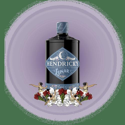 Hendrick's Lunar Limited Release Scottish Gin 750mL