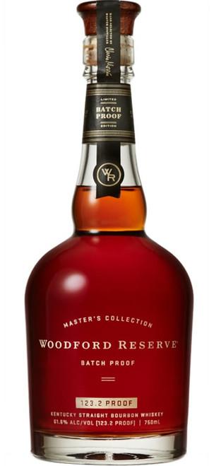 Woodford Reserve Batch Proof 123.2 Kentucky Straight Bourbon Whiskey 750mL