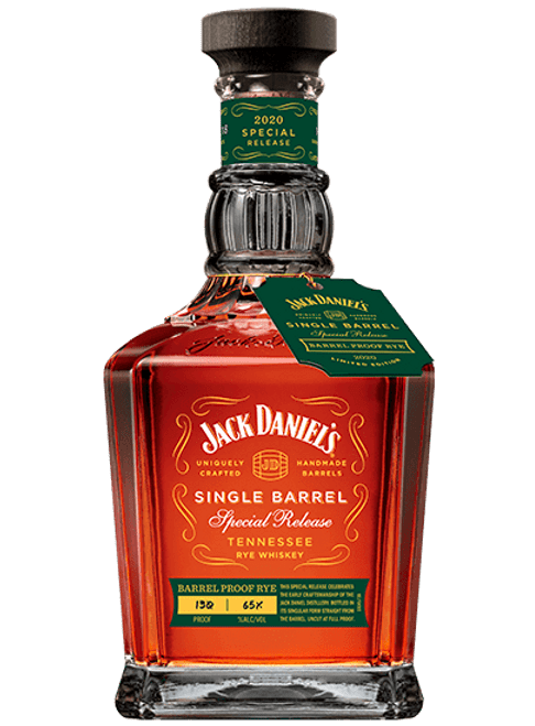 Jack Daniel's Single Barrel Special Release Tennessee Rye Whiskey 750mL