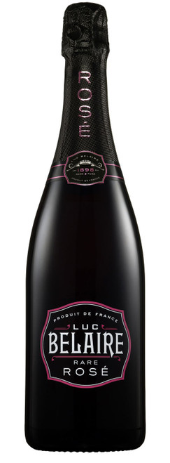 Luc Belaire Rare Rosé French Champagne 750mL