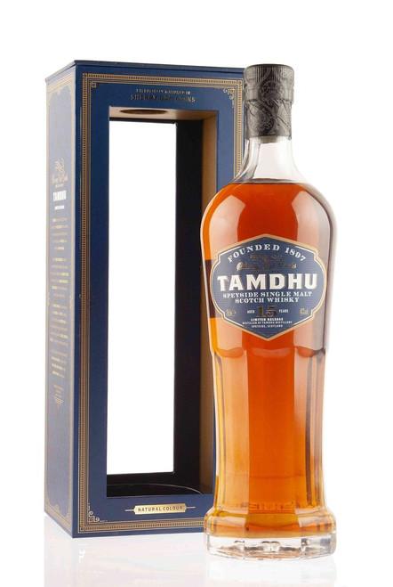 Tamdhu 15 Year Speyside Single Malt Scotch Whisky 750mL