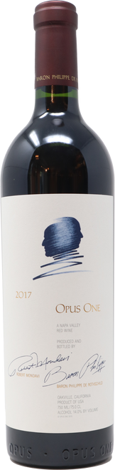 Opus One 2017 Napa Valley Proprietary Red Wine 750mL