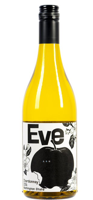 Charles Smith Wines 'Eve' 2014 Washington State Chardonnay 750mL