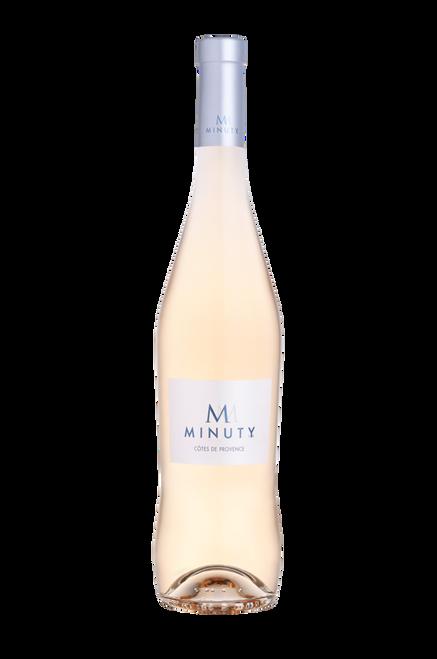 """Chateau Minuty """"M"""" 2019 Côtes de Provence Rosé 750mL"""