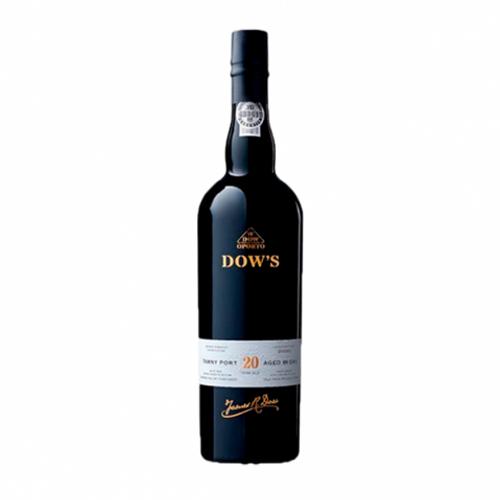 Dow's 20 Year Old Tawny Porto 750mL