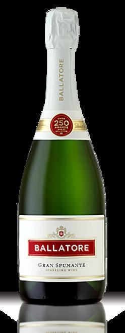Ballatore Gran Spumante Sparkling Wine 750mL