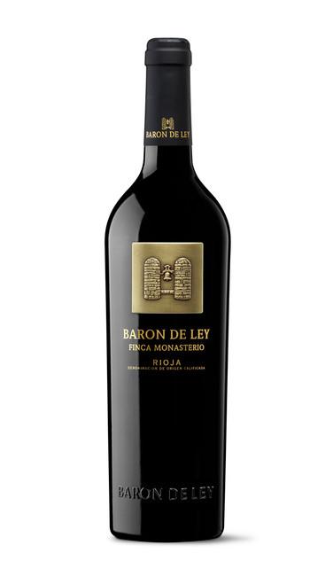 Barón de Ley Finca Monasterio 2017 Rioja Spanish Red Wine 750mL