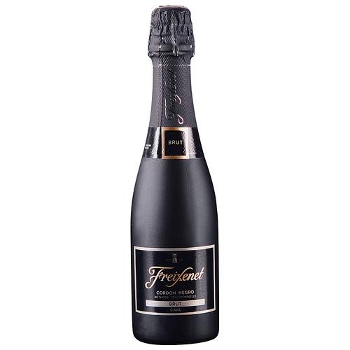 Freixenet Cordon Negro Méthode Traditionnelle Brut Cava Sparkling Wine 375mL