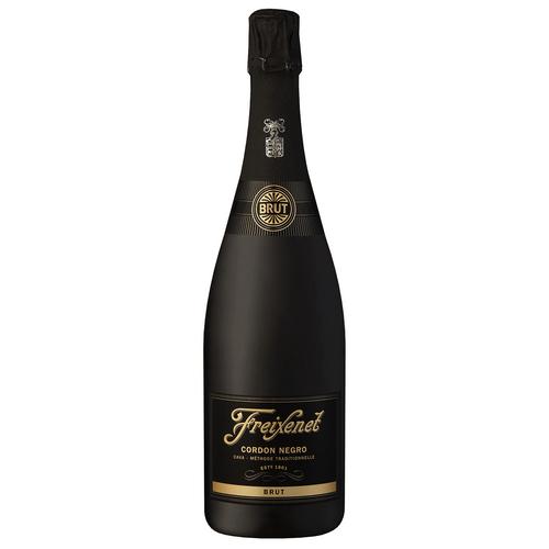Freixenet Cordon Negro Méthode Traditionnelle Brut Cava Sparkling Wine 750mL