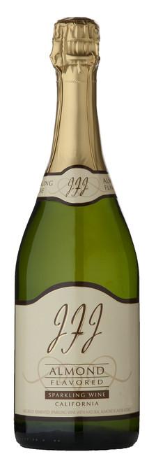 JFJ Winery Almond Flavored California Sparkling Wine 750mL