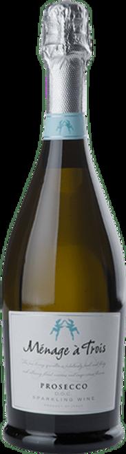 Ménage à Trois Prosecco D.O.C. Dry Italian Sparkling Wine 750mL