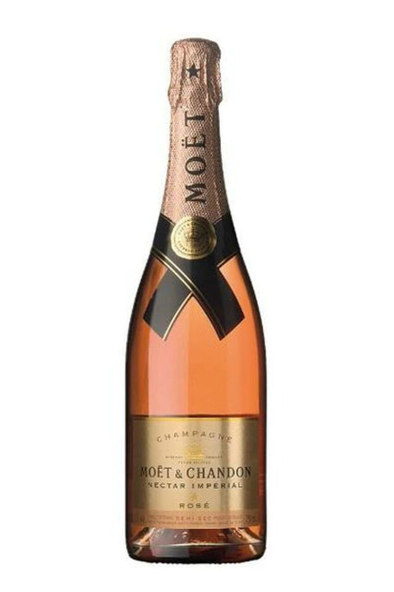 Moët & Chandon Nectar Impérial Rosé Limited Edition Champagne 750mL