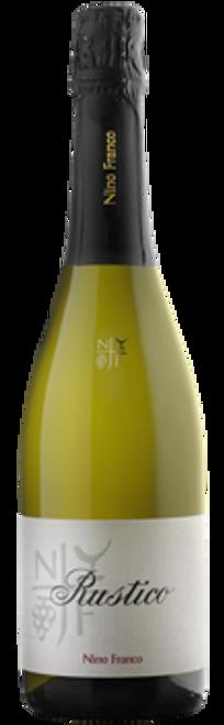 Nino Franco Rustico Valdobbiadene Prosecco Superiore DOCG Brut Sparkling White Wine 750mL