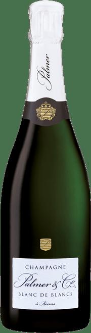Palmer & Co Blanc de Blancs Champagne 750mL
