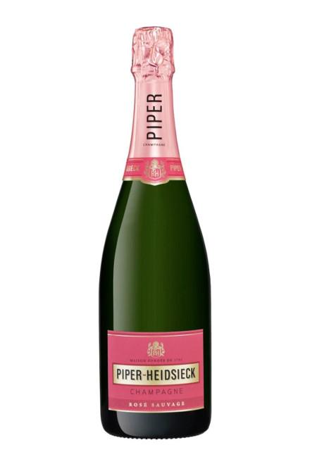 Piper-Heidsieck Rosé Sauvage Champagne 375mL