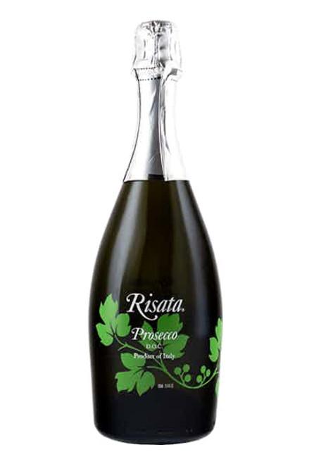 Risata Prosecco D.O.C. Extra Dry Italian Sparkling Wine 750mL
