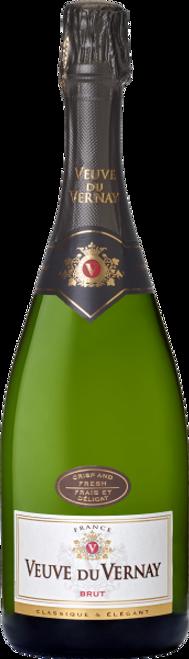 Veuve du Vernay Brut French Sparkling Wine 750mL