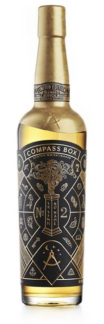 Compass Box No Name № 2 Blended Malt Scotch Whiskey 750mL