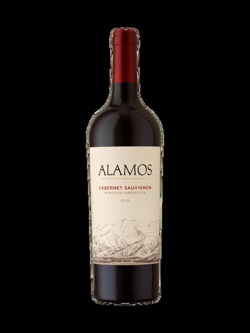Alamos Cabernet Sauvignon Mendoza · Argentina 2018 Red Wine 750mL