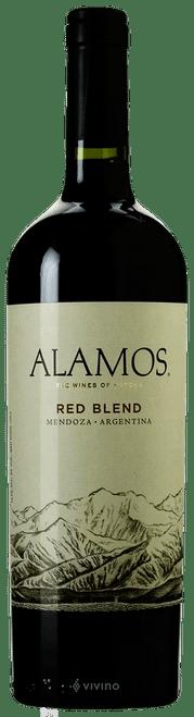 Alamos Red Blend Mendoza · Argentina 2017 Red Wine 750mL