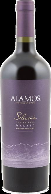 Alamos Seleción Vinted 2016 Malbec Mendoza · Argentina Red Wine 750mL