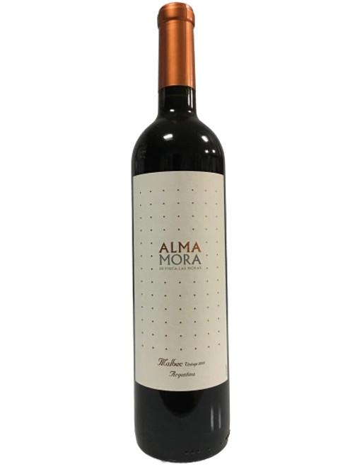 Alma Mora Malbec Argentina Red Wine 750mL