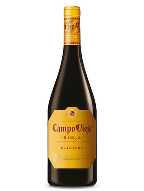 Bodegas Campo Viejo Rioja Garnacha 2017 Spanish Red Wine 750mL