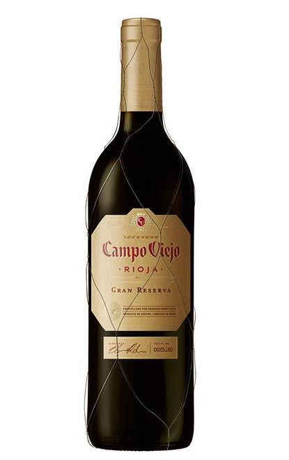 Bodegas Campo Viejo Rioja Gran Reserva 2012 Spanish Red Wine 750mL