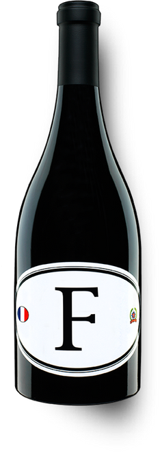 Locations (F) French Red Wine 750mL
