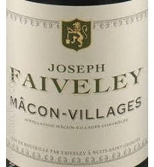 Joseph Faiveley Mâcon-Villages 2006 Burgundy Red Wine 750mL