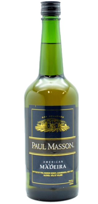 Paul Masson American Madeira White Wine 750mL