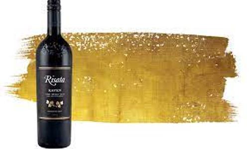 Risata Raven Semi-Sweet Italian Red Wine 750mL