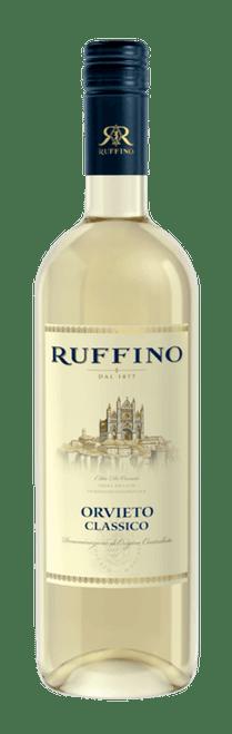 Ruffino 2019 Orvieto Classico Italian White Wine 750mL