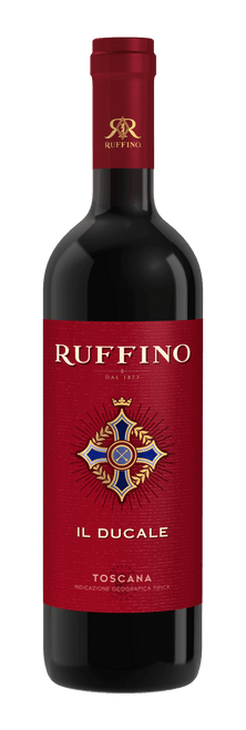 Ruffino Il Ducale 2015 Toscana Italian Red Wine 750mL