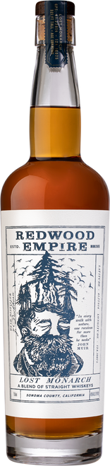 Redwood Empire Lost Monarch American Whiskey 750mL