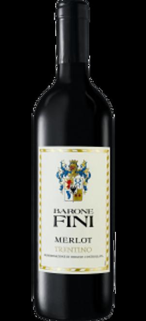 Barone Fini 2013 Merlot Trentino Red Wine DOC 750mL