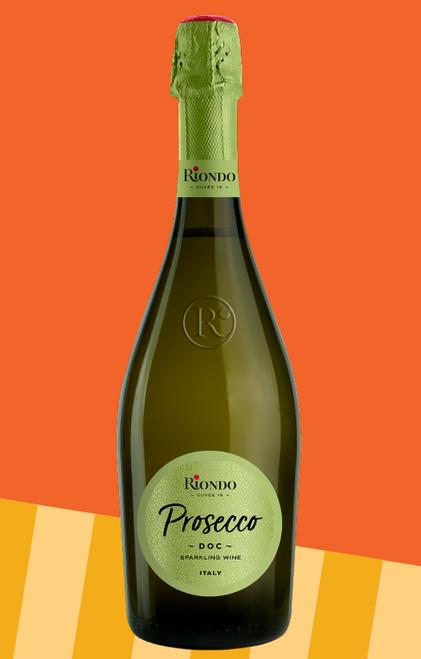 Riondo Prosecco D.O.C. Italian Sparkling Wine 750mL