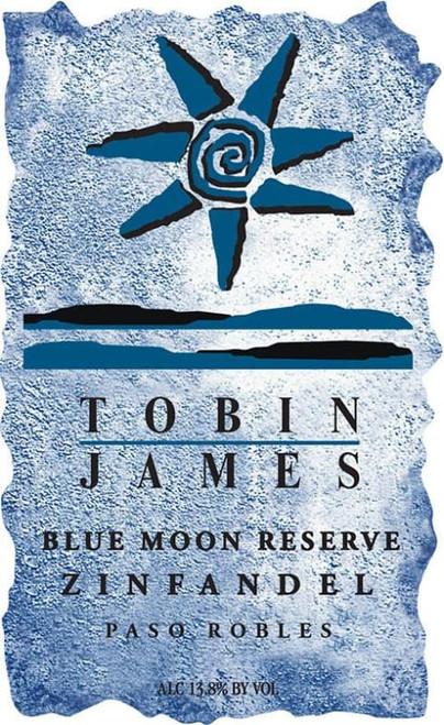 Tobin James 2013 Paso Robles Blue Moon Reserve Zinfandel 750mL