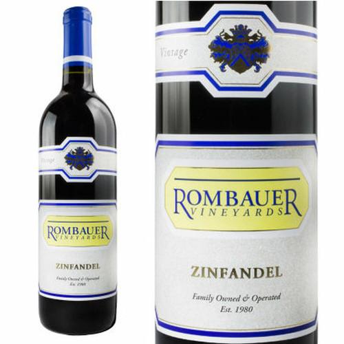 Rombauer Vineyards 2016 California Zinfandel 750mL